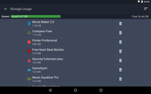 Android AntiVirus PRO Android Security Screen 2