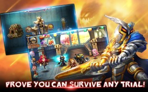 Android League of Angels -Fire Raiders Screen 4