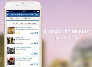 Android Turismocity Vuelos Baratos Screen 6