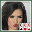 Strip Poker - Eva Angelina 2.43 icon