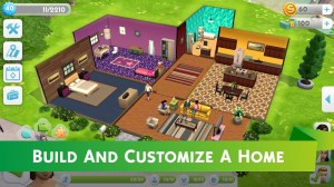 The Sims™ Mobile 1.0.0.75820 Screen 4