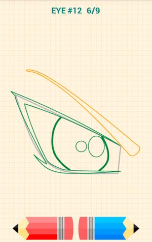 Draw Anime Eyes 4.2 Screen 1