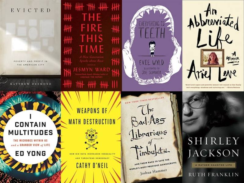 Best books of 2016 to give    and receive  Nonfiction favorites     Some of The Thread s nonfiction picks for 2016