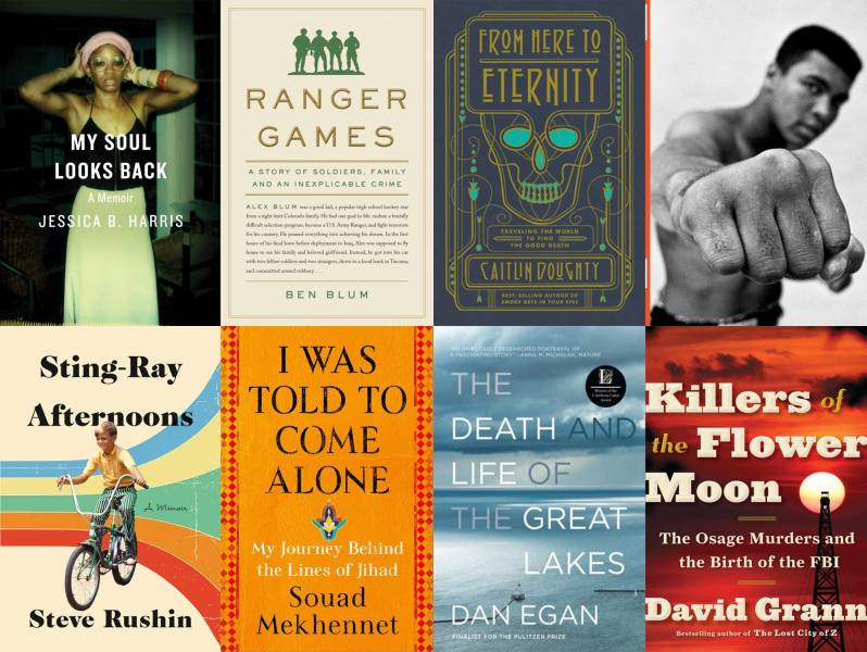 The best books to give and get  Nonfiction picks of 2017   MPR News A selection of The Thread s favorite nonfiction of 2017