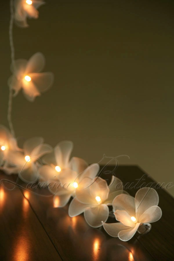 Battery Operated Led Floral Lights