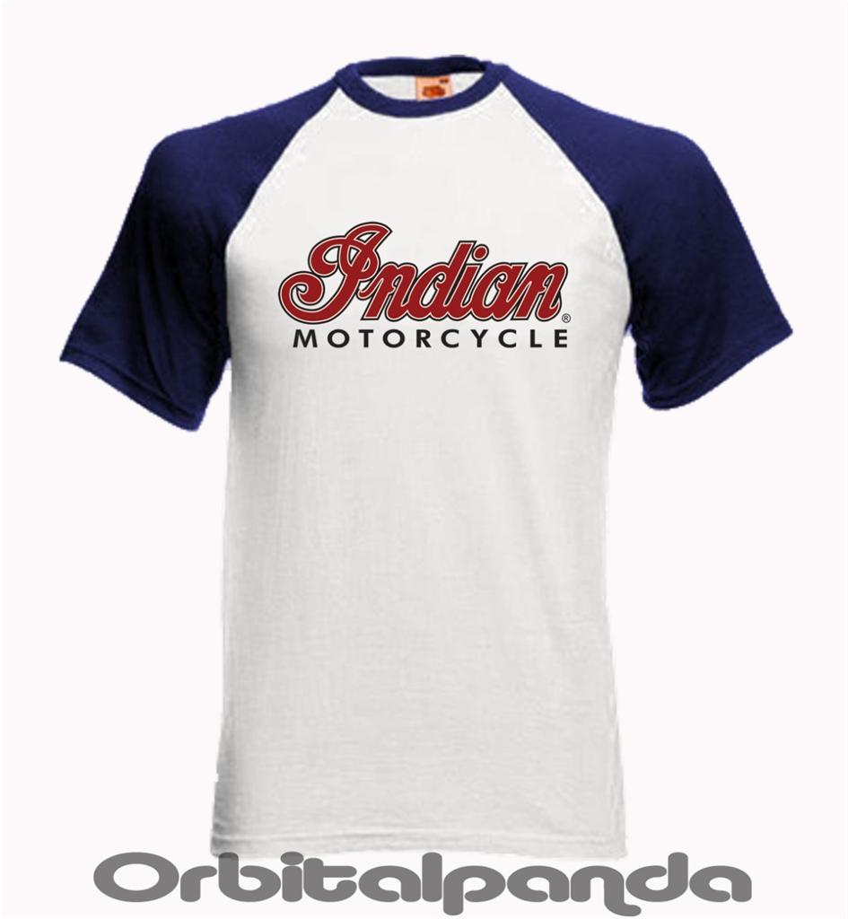 Indian Motorcycle Logo Clothes