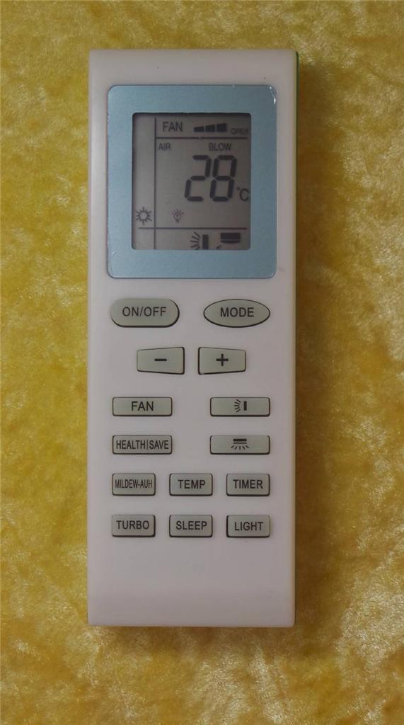 Air Conditioner Modes