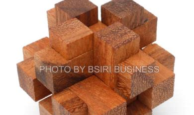 3D Wooden Cube Puzzle Solution | Wooden Thing