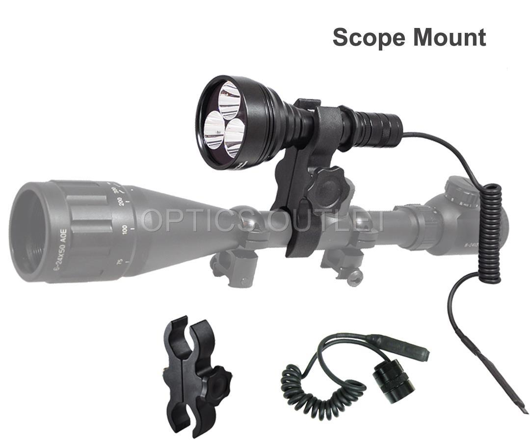 Hog Lights Scope Hunting