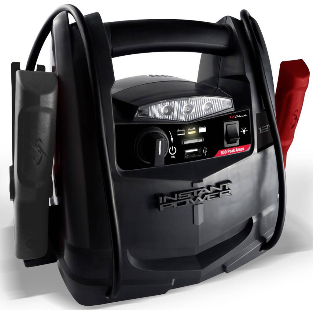 Portable Schumacher Charger Battery