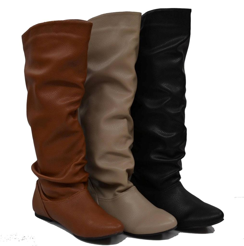 Mid Calf Boots For Women