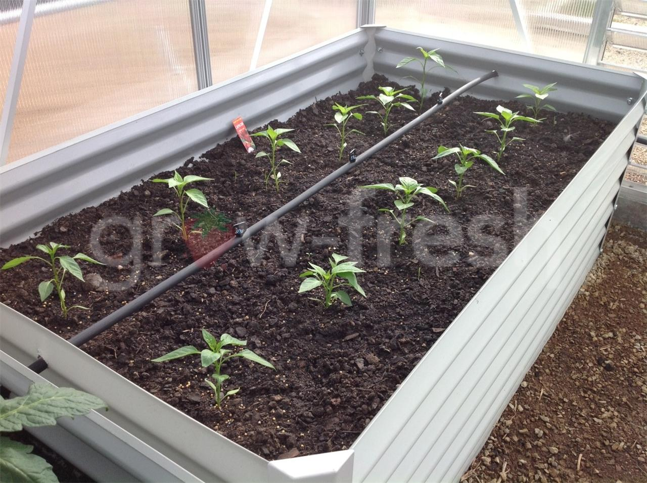 Colorbond Veggie Planters