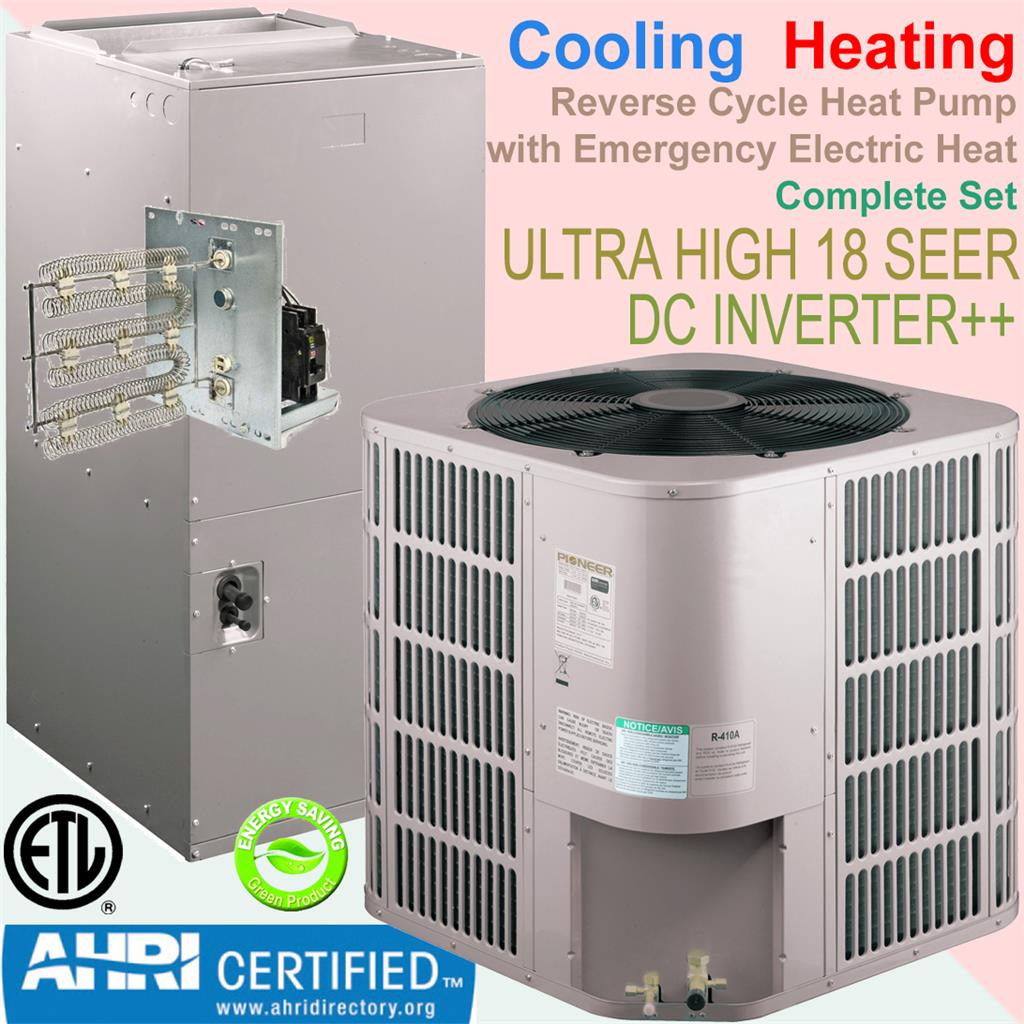 Heat Pumps For Sale
