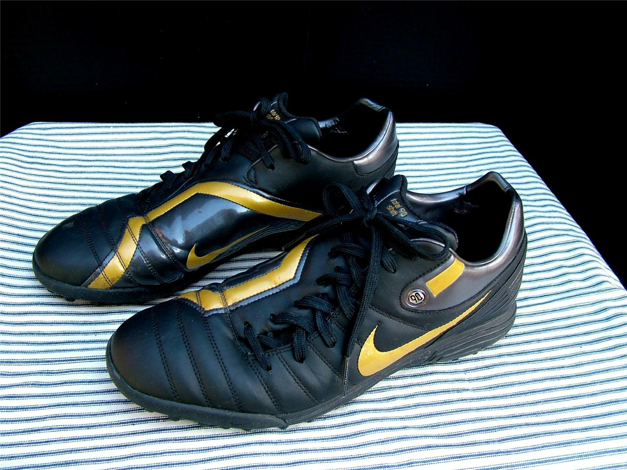 Black Cleats Soccer Nike
