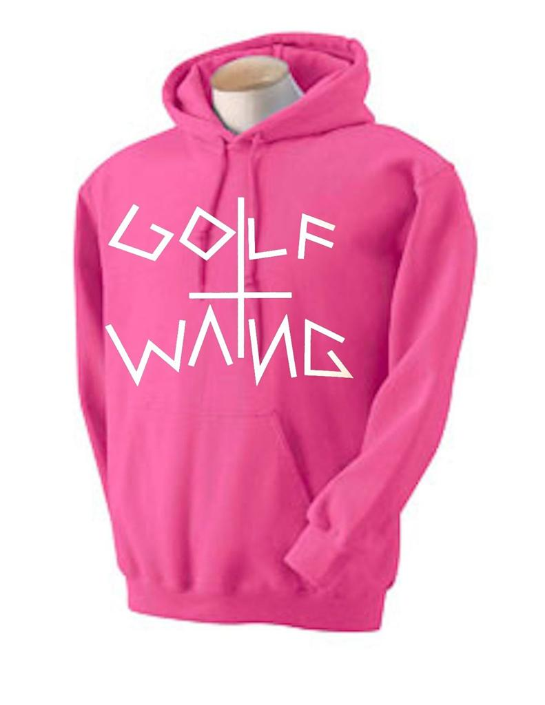 Golf Wang Hoodie Sweatshirt Cross Tyler Creator Odd Future ...