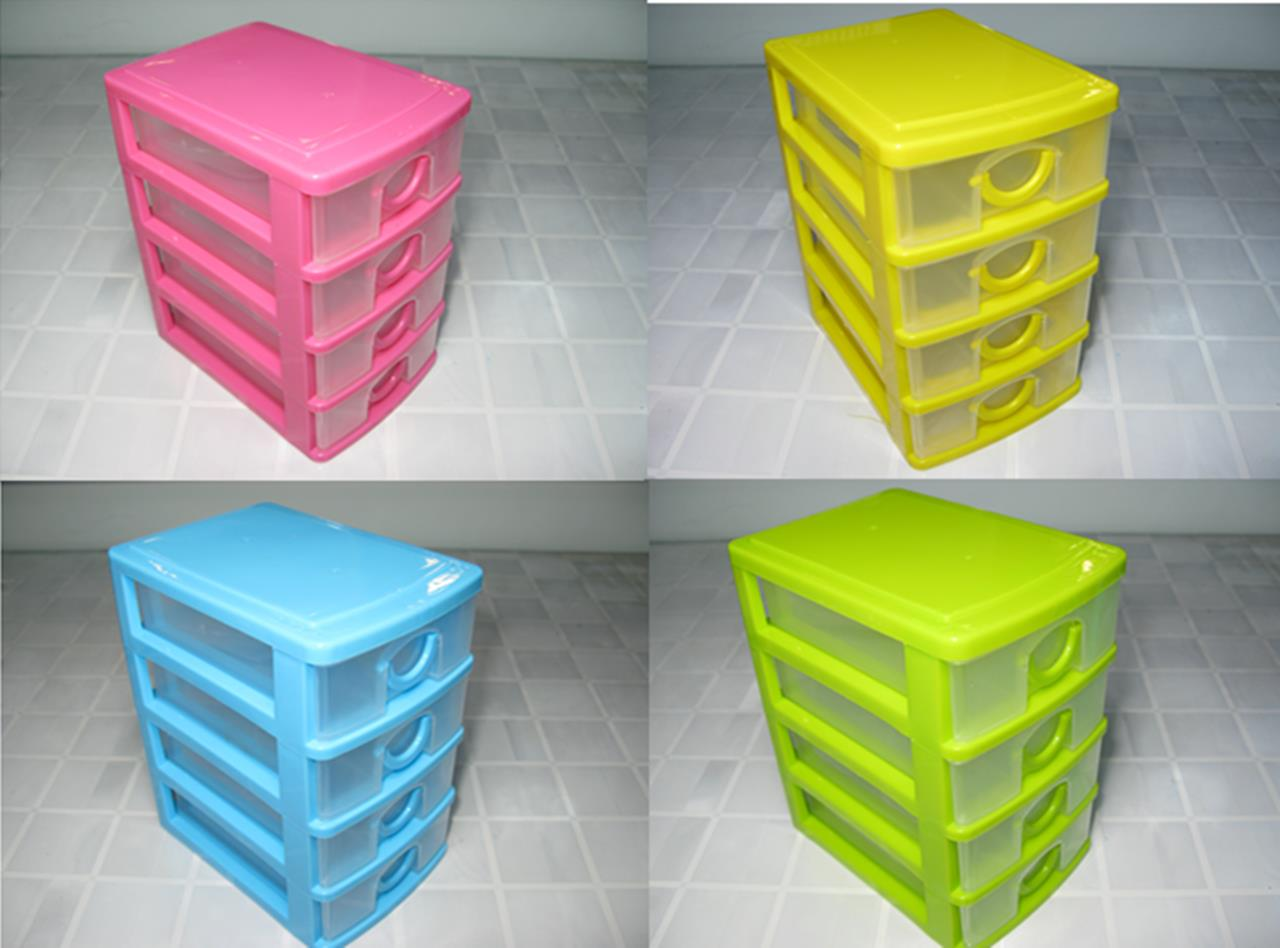 Plastic Drawer Mini Organizer