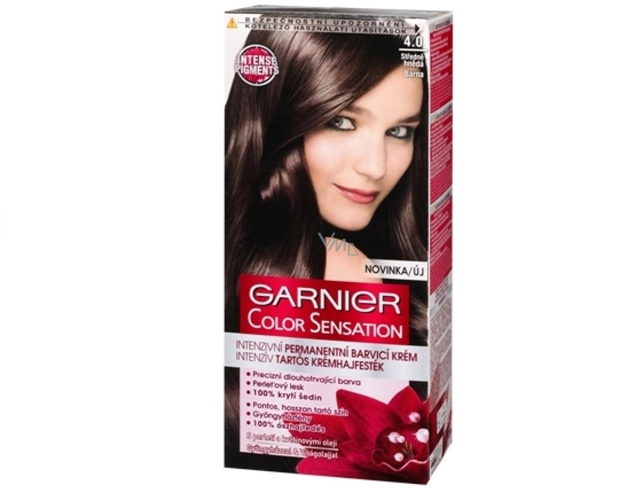 Nutrisse Hair Color Shades