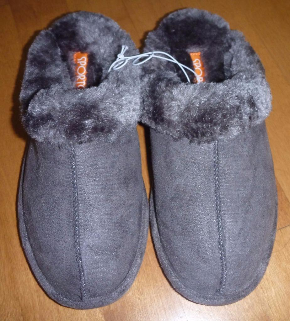 Womens SPORTO Scuffs Slippers House Shoes Size 7 8 9 NWT ...
