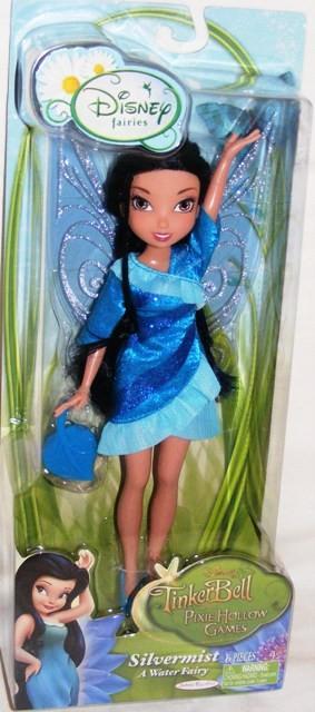 Disney Fairies SILVERMIST DOLL TinkerBell and the Pixie ...