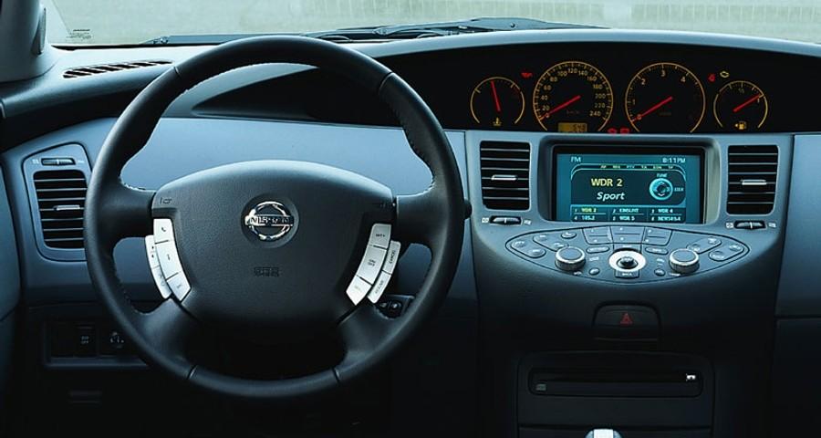 G Wagon Interior