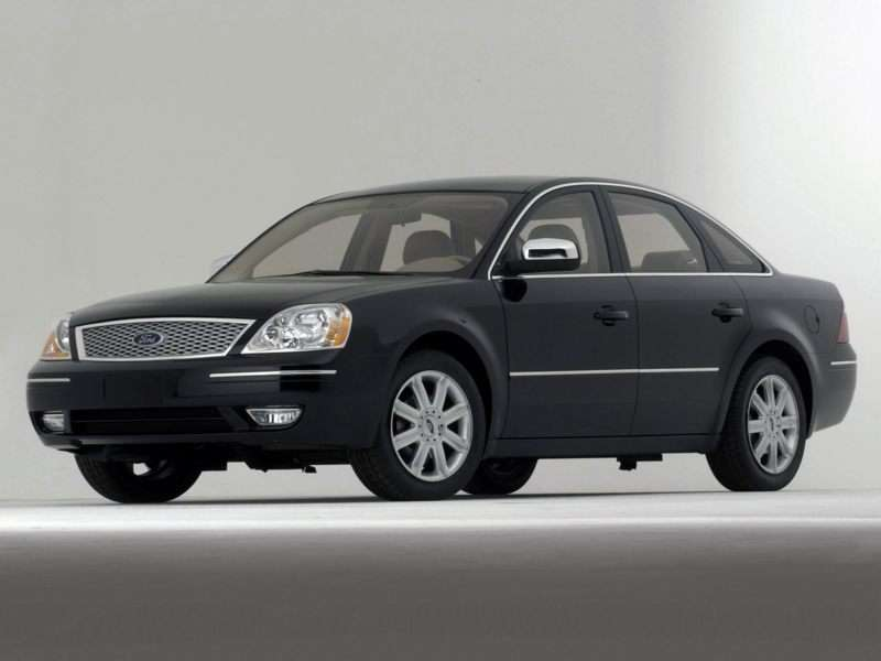 Ford Five Hundred Pictures Ford Five Hundred Pics Autobytel Com