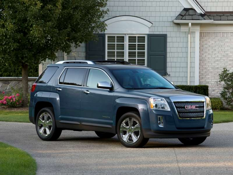 New Car Rebates and Incentives  March 20  2014   Autobytel com 2013 GMC Terrain