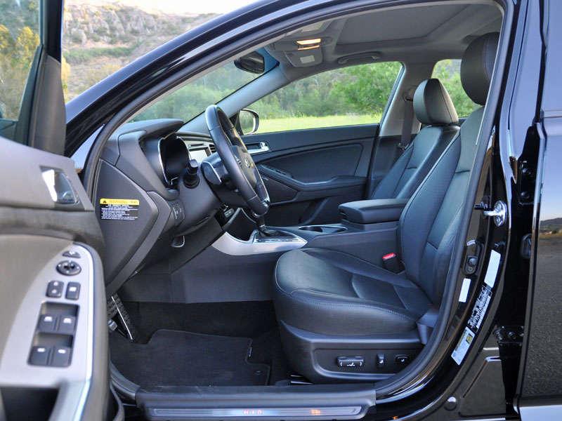 Sx Kia 2014 Optima Turbo