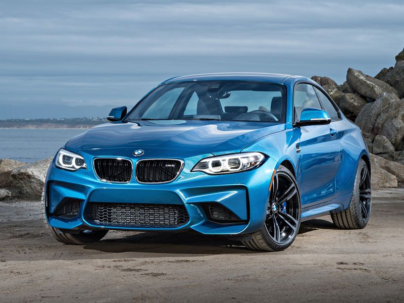 10 Things You Need To Know About The Bmw M2 Coupe