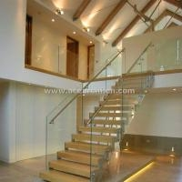 Modern Design Zig Zag Staircase Beam Double Stringer Straight   Zig Zag Staircase Design   Stringer   Dual Staircase   Chain Staircase   Sawtooth   Steel
