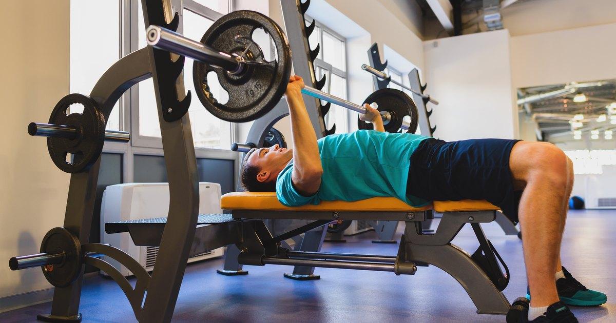 Alternative Exercises For Bench Pressing Livestrong Com