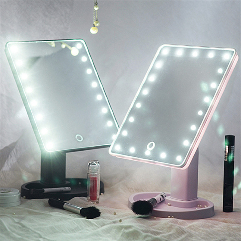 Makeup Vanity Lights And Mirror