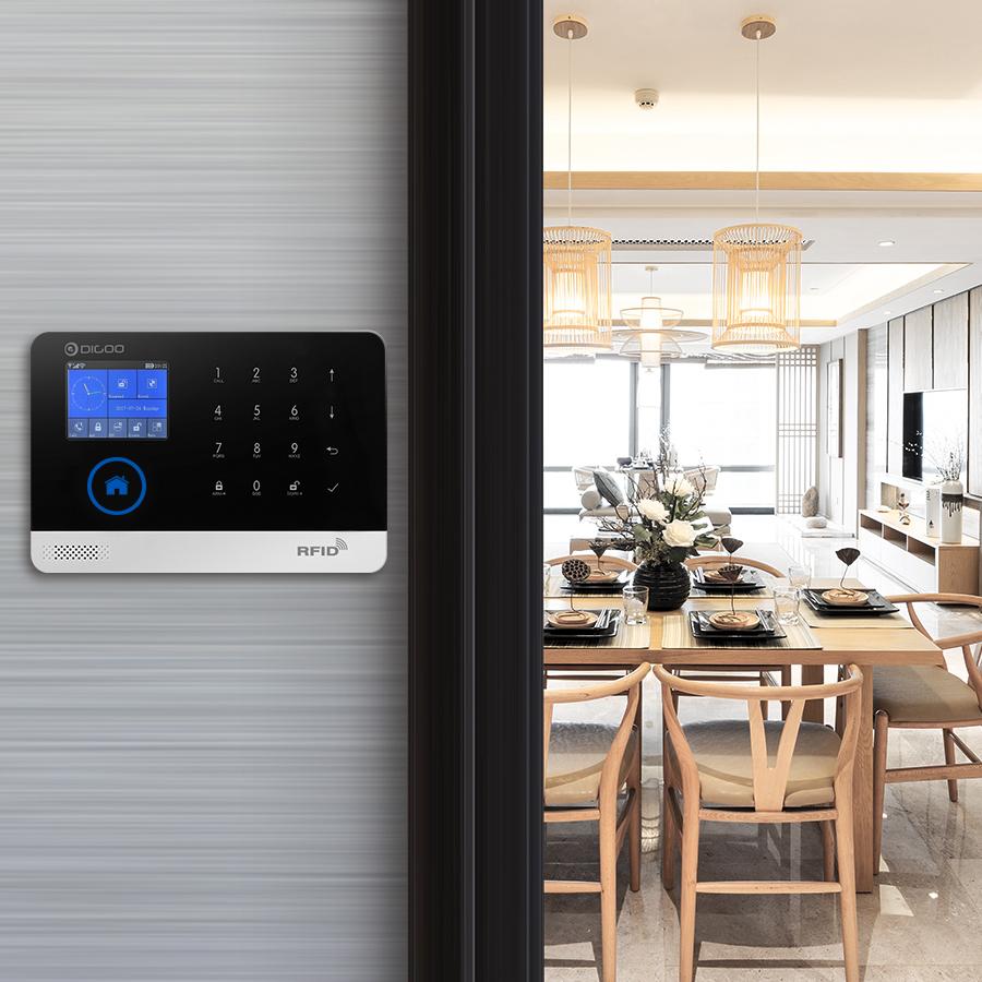 Diy Wifi Alarm System