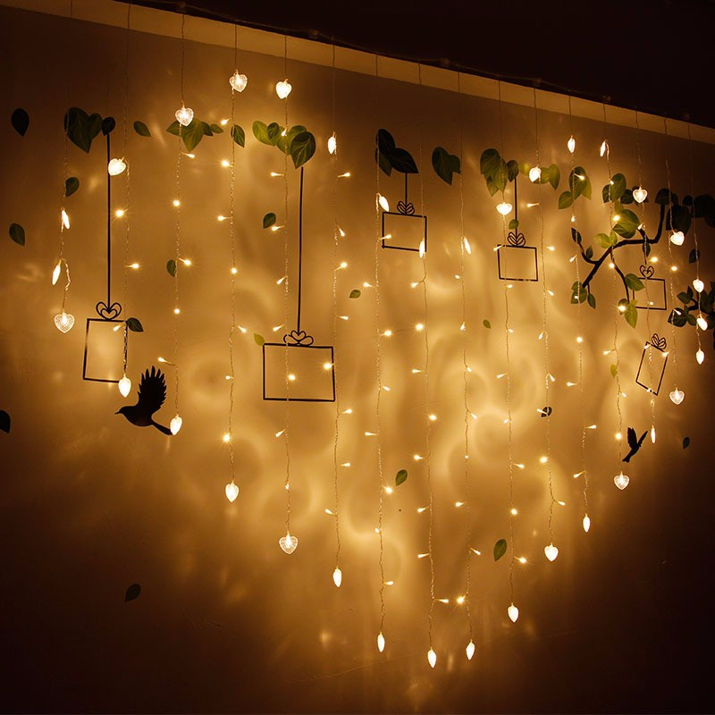 Christmas Star String Lights