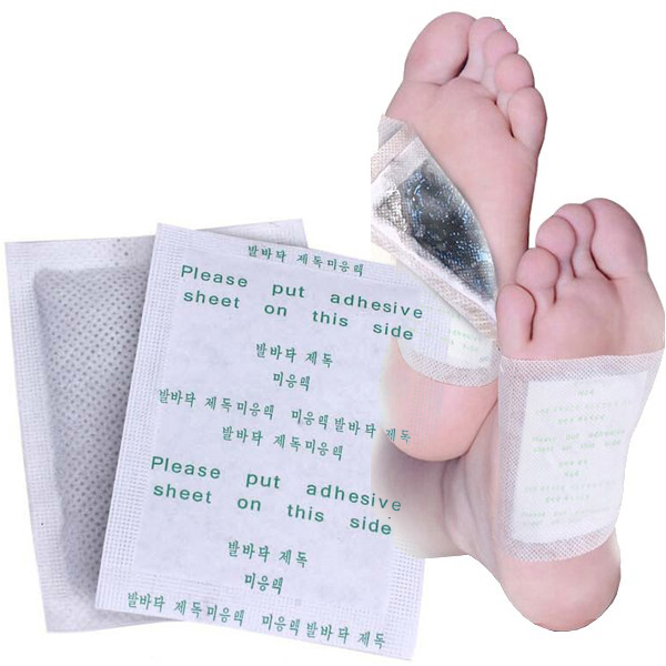 Pads Remove Toxins Feet