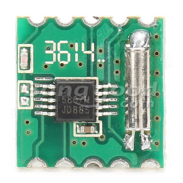 Fm Stereo Radio Module Rda5807m