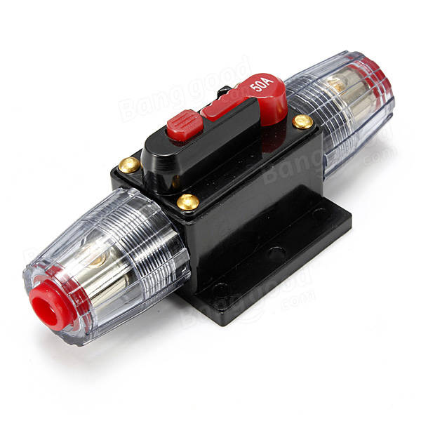 12 Volt 50 Amp Line Fuse