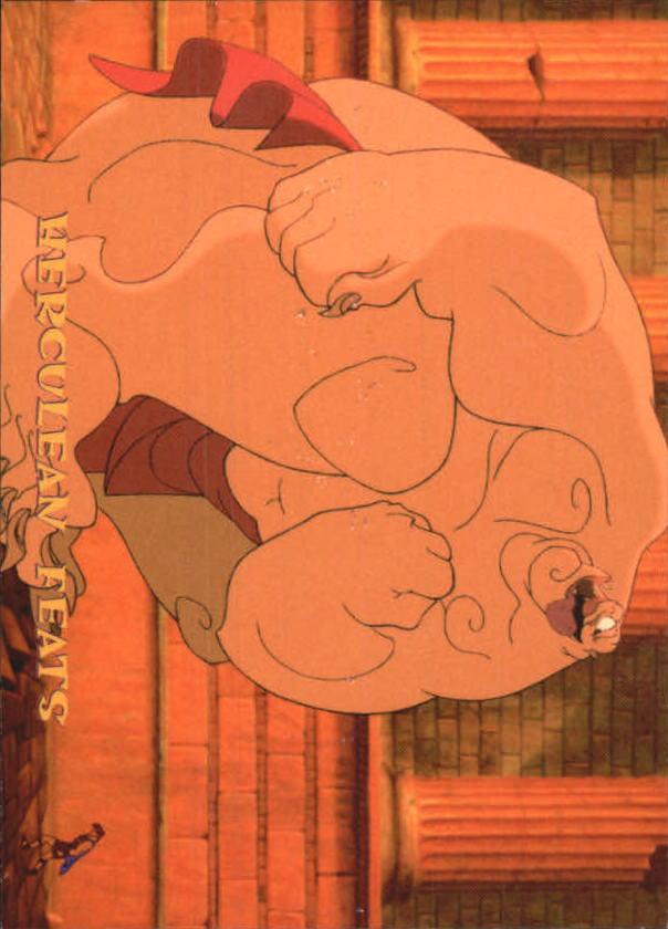 1997 Disney's Hercules #67 Hercules vs. Cyclops | eBay