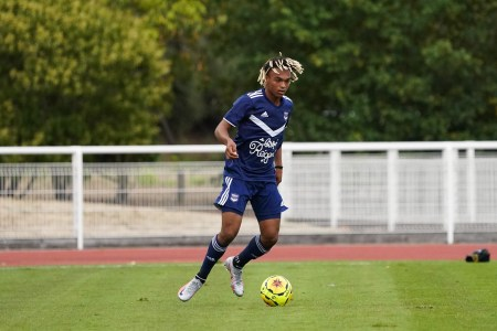 Audrey Crespo-Mara's Son Signed His First Professional Contract In Bordeaux