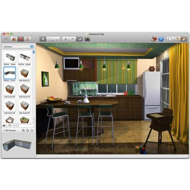 Best Home Design Software That Works for Macs Live Interior 3D
