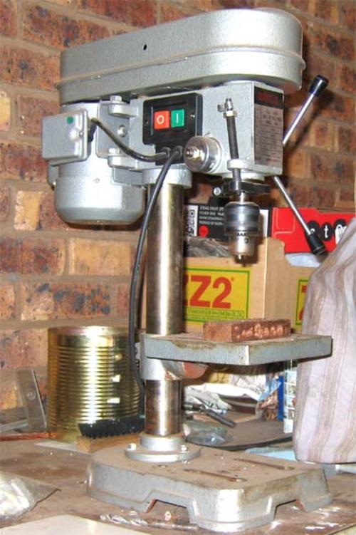 Drills Duratool 13mm Bench Top Drill Press Was Sold For