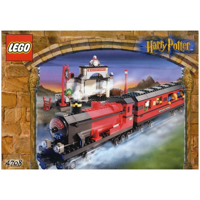LEGO Hogwarts Express Set 4708 | Brick Owl - LEGO Marketplace