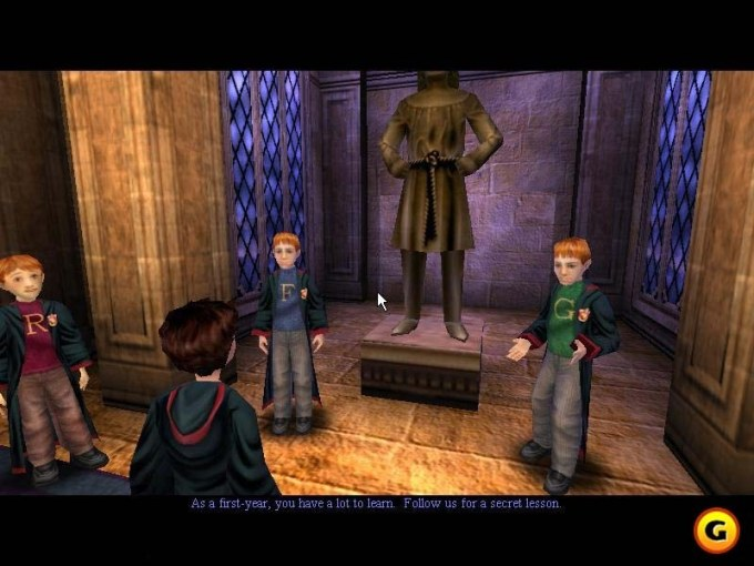 21 Things The  Harry Potter  Video Games Taught Us About Life 1  You can live to be 11 years old and still have to learn how to walk   point  and jump on your first day of school