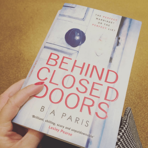 27 Books You ll Want To Read By The Pool This Summer 8  Behind Closed Doors by B A Paris