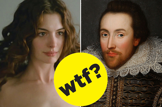 Anne Hathaway Is Listed As Shakespeare's Wife On Google ...
