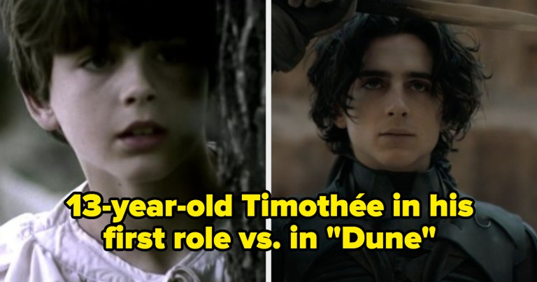 Dune Cast Photos First Role Vs. In The Movie