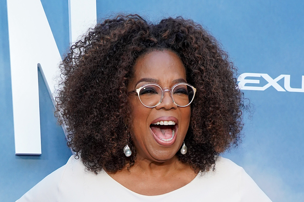 Oprah Says She Doesn't Have A Lot Of Friends