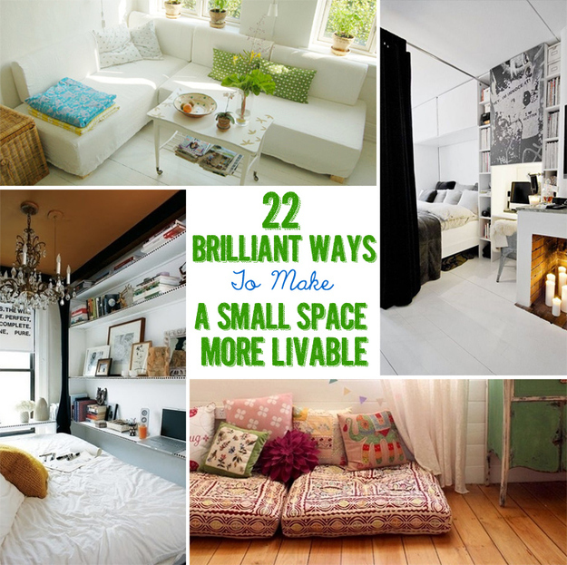 Great Ideas Small Apartments