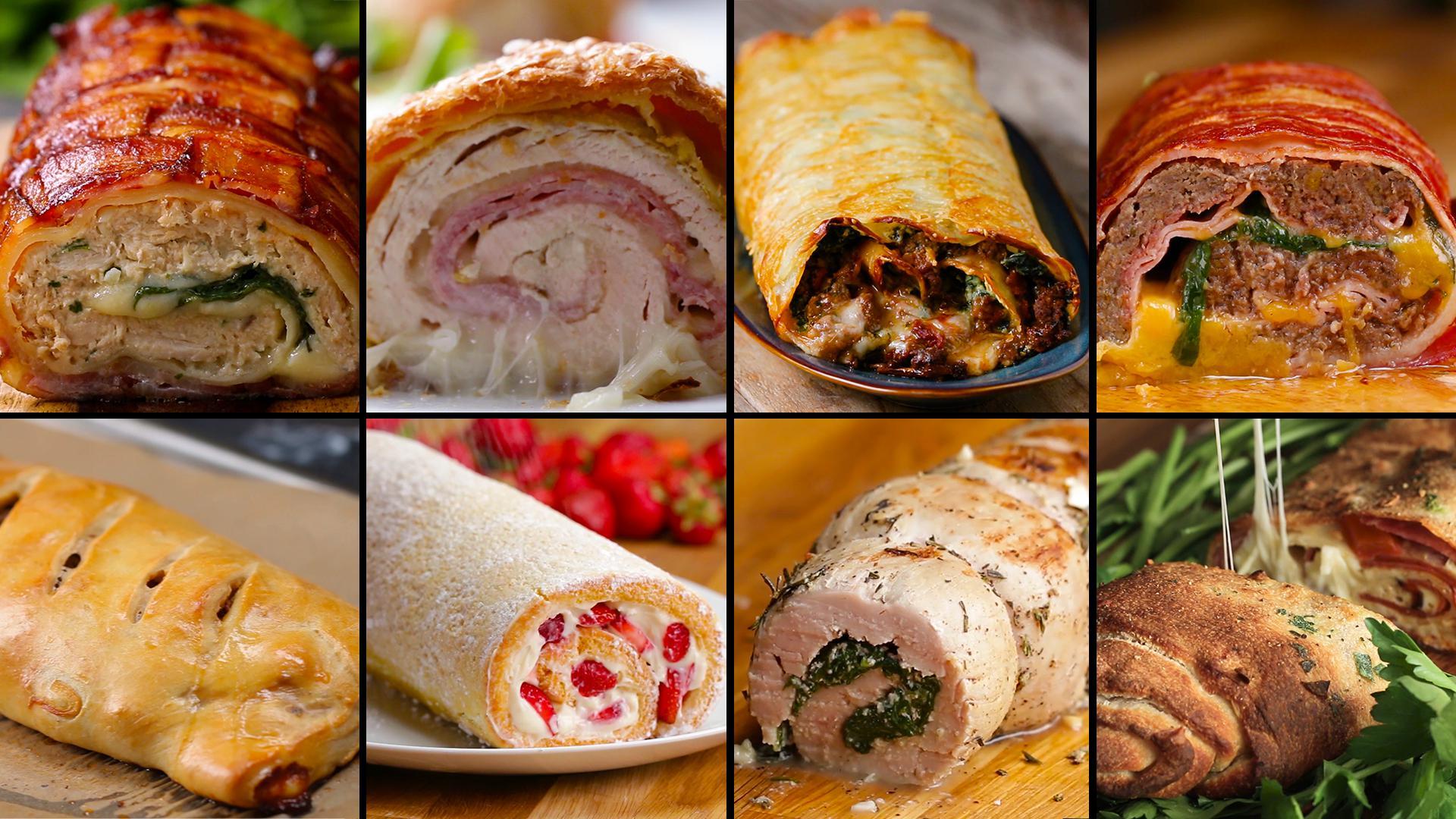 Tasty Food Ideas Dinner