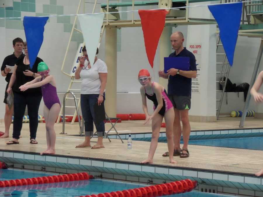 St Peter S Church Of England Primary School Swimming