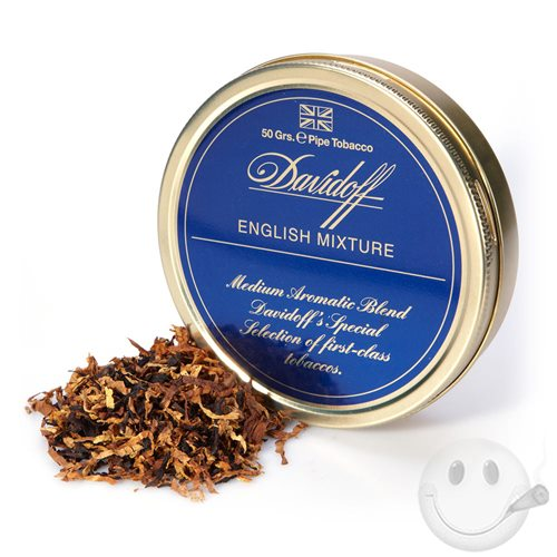 Davidoff English Mixture Pipe Tobacco - Cigars International